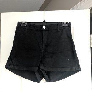 🌻3/$20 Black High Waisted Shorts